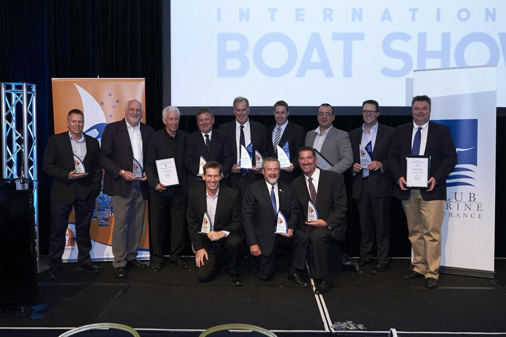 2014 Australian Marine Industry Export and Superyacht Award winners