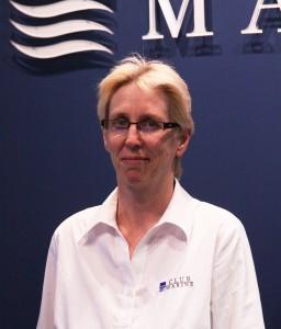 Club Marine COO - Nora Watkins