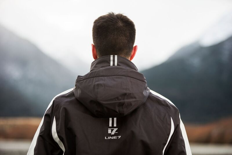Line 7 new logo jacket