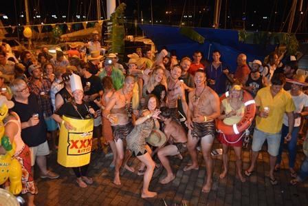 Superyacht Australia 2014 Tahiti Rendezvous
