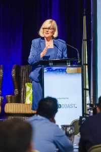 The Hon. Karen Andrews - Parliamentary Secretary to the Minister for Industry and Science Welcoming Delegates to ASMEX 2015