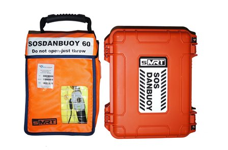 sMRT SOS Dan Buoy with waterproof case