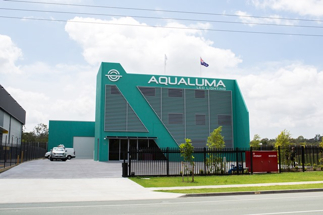 The new Aqualuma Building -  124 Siganto Drive Helensvale 4214 QLD Australia