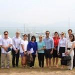 Superyacht Australia Asian Engagement Trade Mission - Site Visit Yacht Haven Marina Phuket
